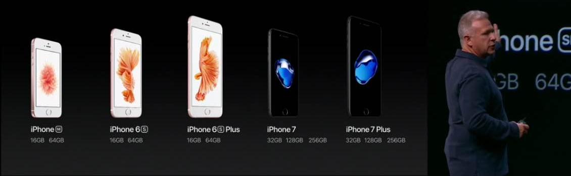 Apple Event 2016